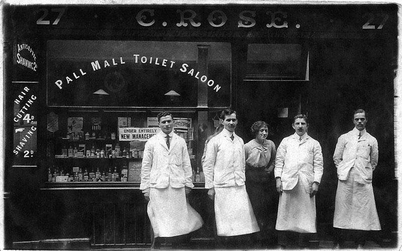 NYC Barbers