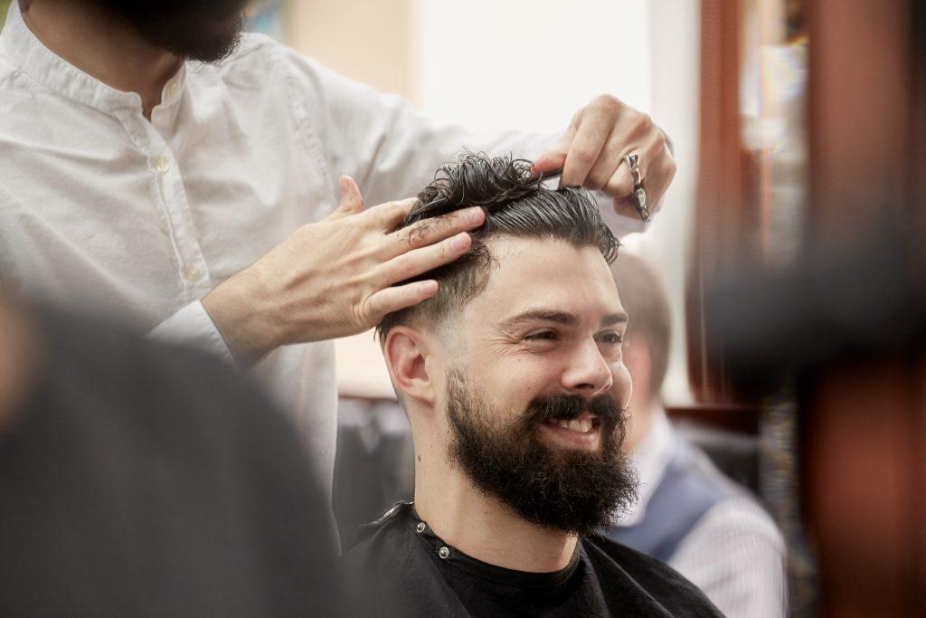 Haircut | Best Haircuts | Classic Haircuts | Pall Mall Barbers