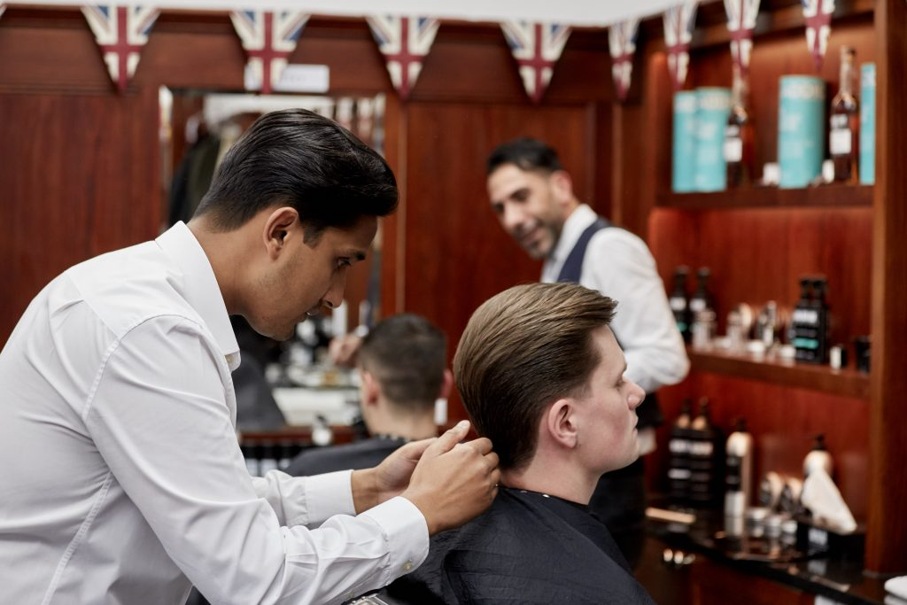 Pall Mall Barbers Birmingham | Haircuts |Hair Styles | Best Barbers Near me | Classic Hairstyles for Men